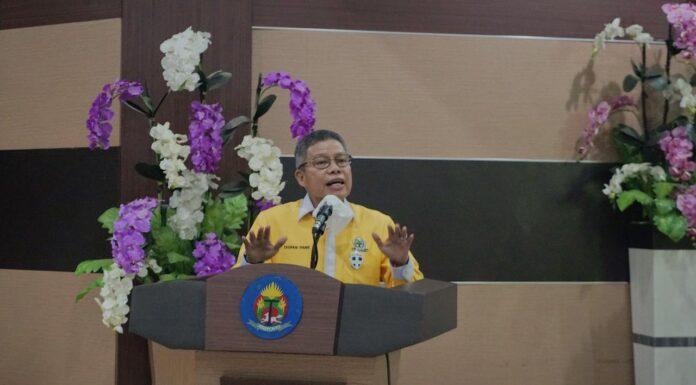 Ketua DPD I Partai Golkar Sulsel
