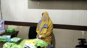 S menggasak sejumlah uang jutaan rupiH milik korbannya di acara pengantin